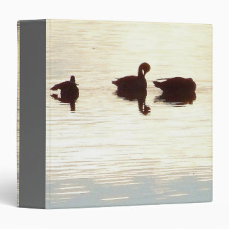 Ducks at Dawn Avery Binder