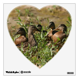 Ducks Birds Wall Decal