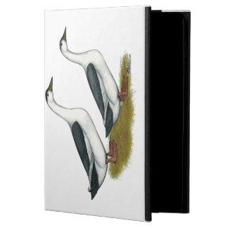 Ducks:  Blue Magpies Case For iPad Air