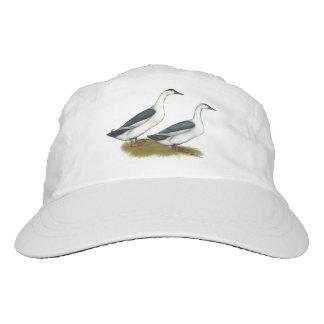 Ducks:  Blue Magpies Headsweats Hat
