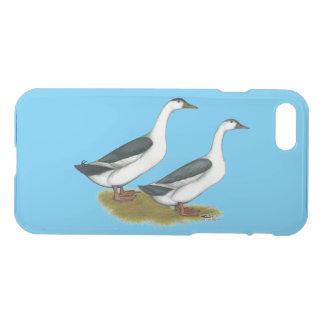 Ducks:  Blue Magpies iPhone 7 Case