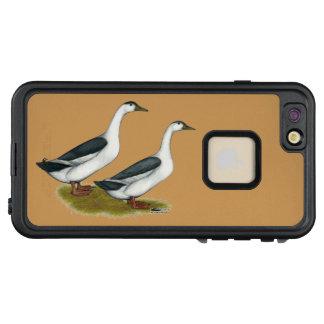 Ducks:  Blue Magpies LifeProof FRĒ iPhone 6/6s Plus Case