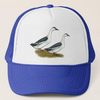 Ducks:  Blue Magpies Trucker Hat