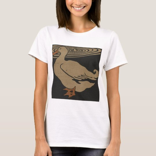 Ducks by the Pond T-Shirt