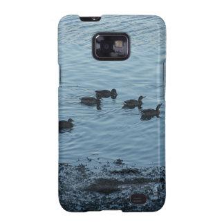 Ducks Galaxy S2 Cover
