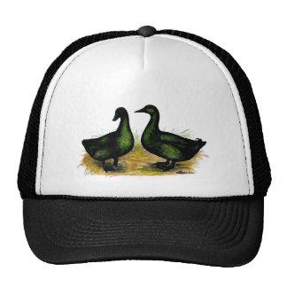 Ducks:  Cayuga Pair Trucker Hat