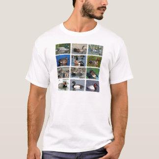 Ducks Collage Logo T-Shirt