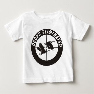 ducks_eliminated baby T-Shirt