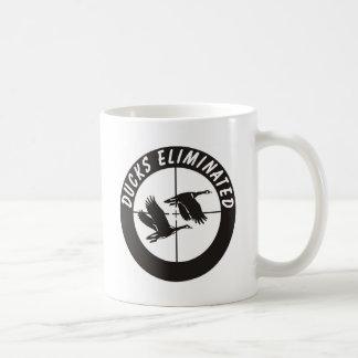 ducks_eliminated coffee mug