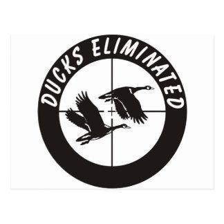 ducks_eliminated postcard