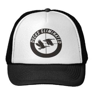 ducks_eliminated trucker hat