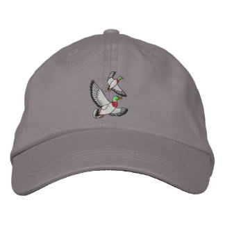 Ducks Embroidered Hats