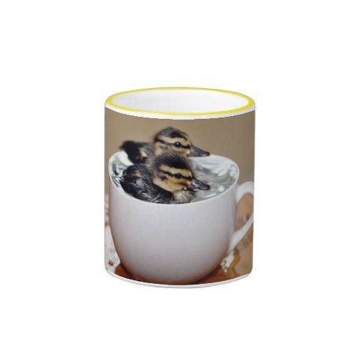 Ducks In A Mug Mug