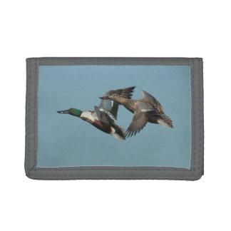Ducks in Flight 3 Trifold Wallets