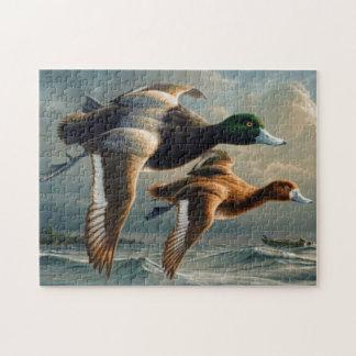 Ducks In Flight Puzzle