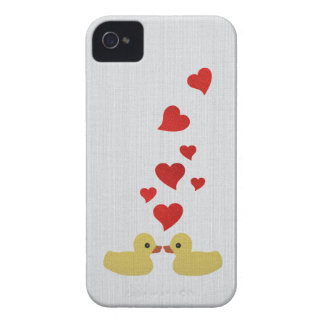Ducks in Love iPhone 4 Case