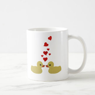Ducks In Love Mug