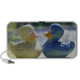ducks in love iPod speaker