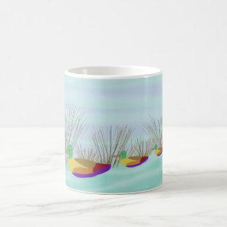 Ducks in the Water Coffee Mug