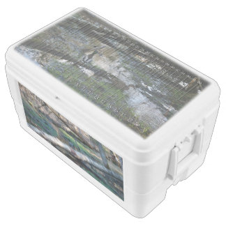Ducks In The Woods, 48 Quart Duo Deco Cooler