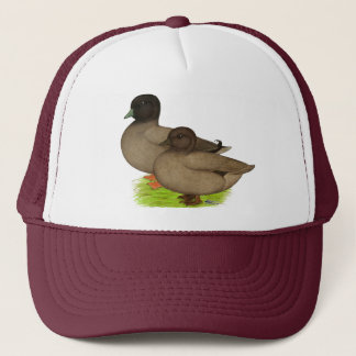 Ducks:  Khaki Calls Trucker Hat