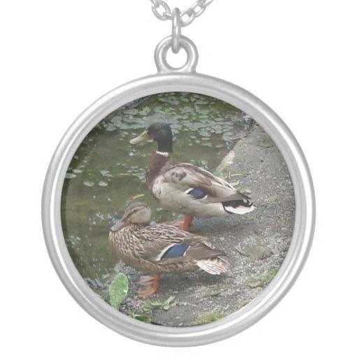 Ducks Necklaces