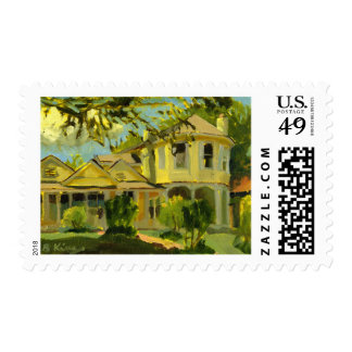 Duck's Nest postage stamp