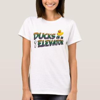 Ducks on an Elevator T-Shirt