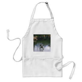 Ducks on the Pond. Aprons
