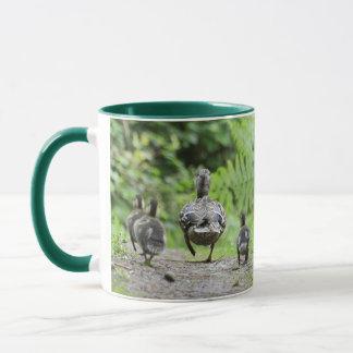Ducks on the Run Mug