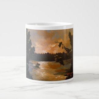 Ducks Settling In Mug