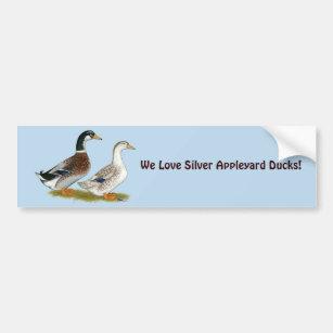 Drake Duck Bumper Stickers - Car Stickers | Zazzle