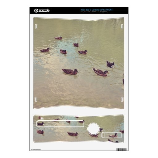 Ducks Skins For The Xbox 360 S