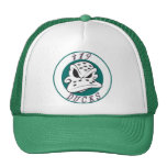 Ducks snap trucker hat