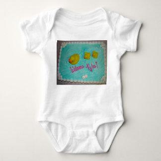 Ducks, Welcome Rylee Baby Bodysuit