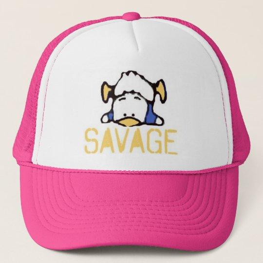 ducksavage trucker hat