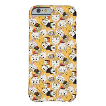 DuckTales Character Pattern Barely There iPhone 6 Case