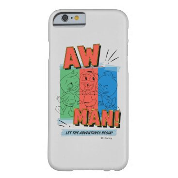 DuckTales   Let the Adventures Begin Barely There iPhone 6 Case