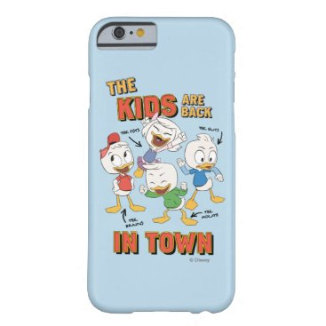 DuckTales   The Kids are Back in Town Barely There iPhone 6 Case