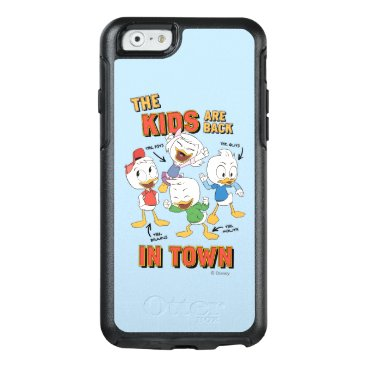 DuckTales   The Kids are Back in Town OtterBox iPhone 6/6s Case