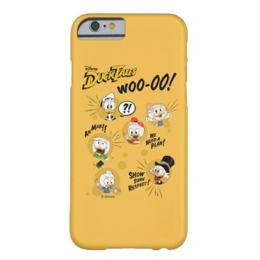 DuckTales Woo-oo! Barely There iPhone 6 Case