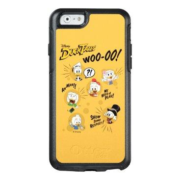 DuckTales Woo-oo! OtterBox iPhone 6/6s Case