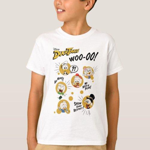 DuckTales Woo_oo T_Shirt