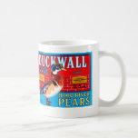 Duckwall Hood River Pears Coffee Mug