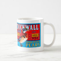 Duckwall Hood River Pears Coffee Mug