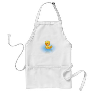 Ducky Adult Apron