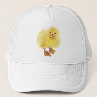 ducky , baby chick trucker hat