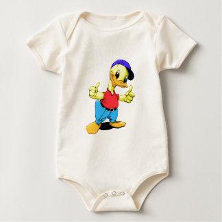 Ducky-baby Romper