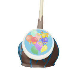 Ducky Balloon Flying by The Happy Juul Company Cake Pops