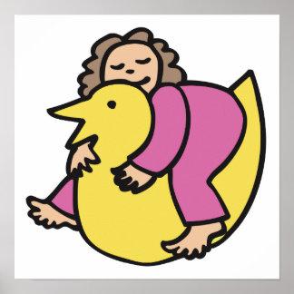 Ducky Dreams Poster
